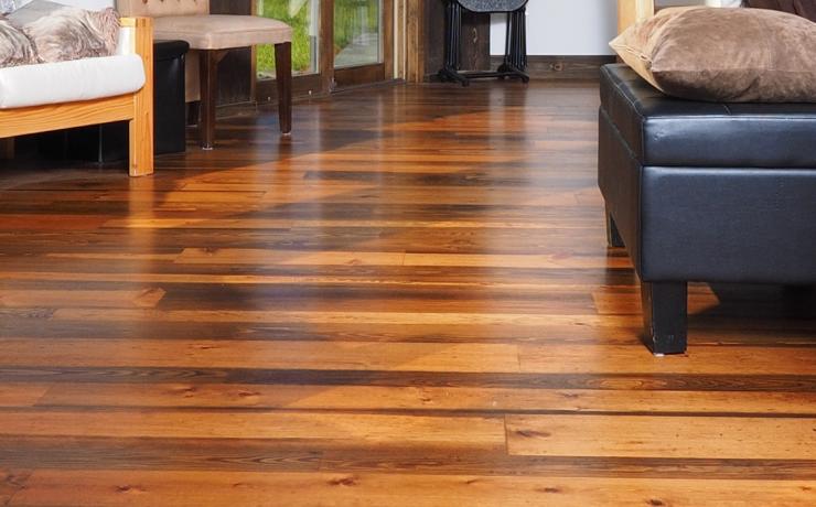 non toxic flooring canada