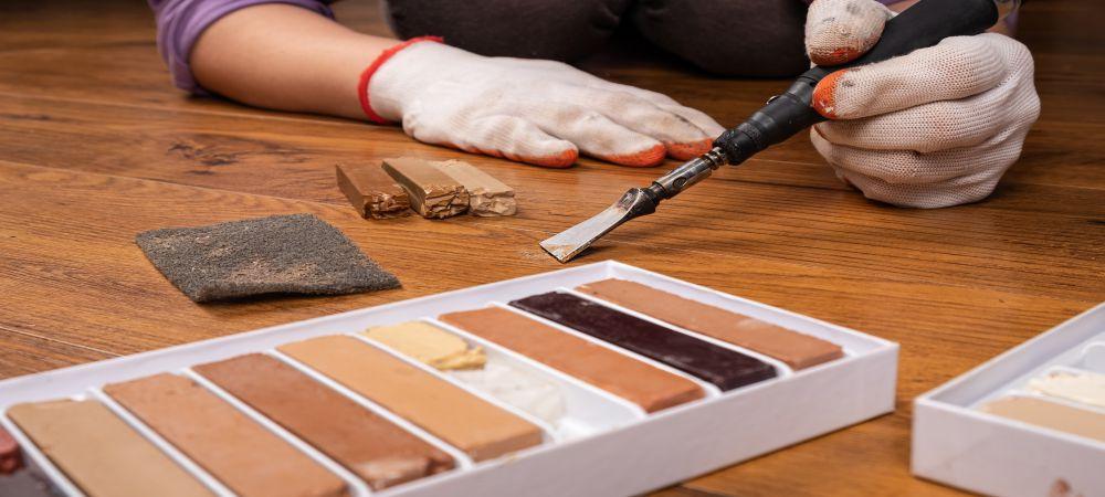 wax-based repair