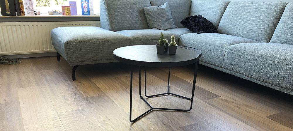 natural-looking wood flooring