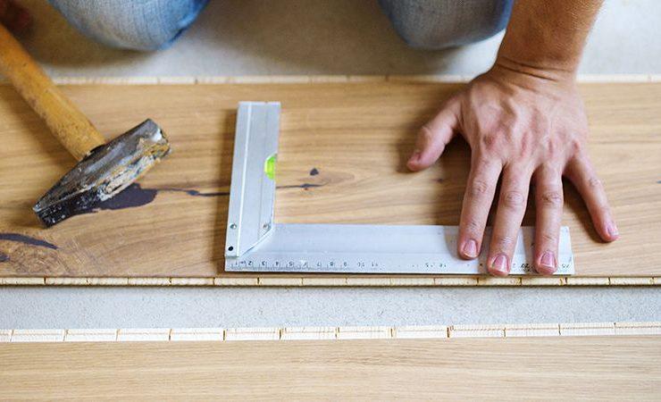 Install Plywood Flooring