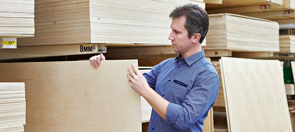 plywood grade